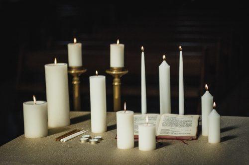 Bažnytinės žvakės