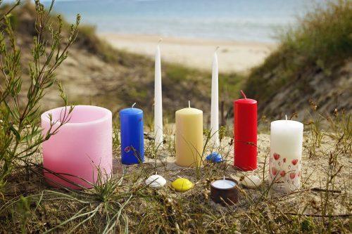 Dekoratyvinės žvakės