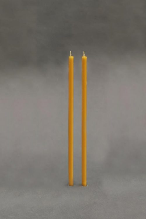 100 procentų natūralaus vaško žvakės, žvakių deginimo stalas bažnyčiose ar koplyčiose.