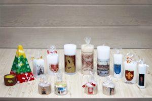 Reprezentacinės žvakės įvairoms progoms