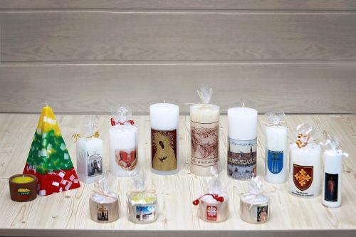 Proginės / reprezentacinės žvakės