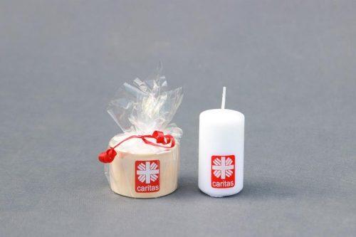 """Carito žvakė """"Molinukas"""" ir Cilindras 40/70."""