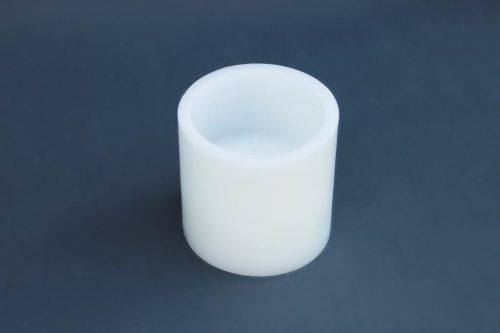 """Naujiena! Žvakė """"Cilindras"""" 150 / 150, įvairių spalvų, tinka deginti lauke ir patalpose."""