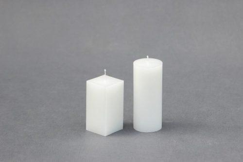 Reprezentacinė žvakė su logotipu, paveikslu, piešiniu, nuotrauka, foto.